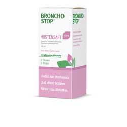 Bronchostop sine Hustensaft -120 ml