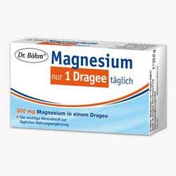 Dr. Böhm Magnesium nur 1x täglich-30 Stück