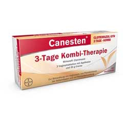 Canesten GYN 3 Tage Kombipackung