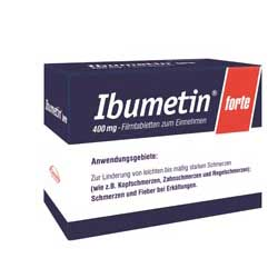 IBUMETIN                      FILMTABL FORTE 400MG
