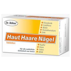 Dr.  Böhm Haut Haare Nägel Tabletten