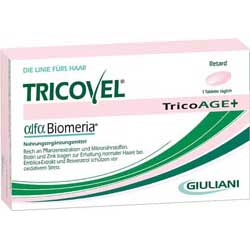 Tricovel TricoAGE+ Retard Tabletten 30 Stk.