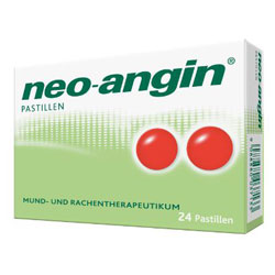Neo-Angin Pastillen