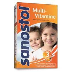 Sanostol Multi-Vitamine 460ml