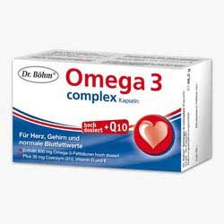 OMEGA                         -3 DR. BOEHM                    KAPSELN COMPLEX