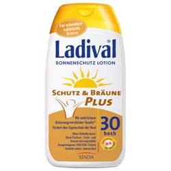 SONNENPRODUKTE                LADIVAL                     SONNENSCHUTZLOTION        SCHUTZ+BRAEUNE+ LSF30