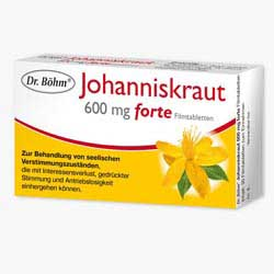 DR.BOEHM                      JOHANNISKRAUT               FILMTABL FORTE 600MG