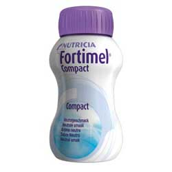 FORTIMEL/COMPACT/2. 4          125ML VITALFLASCHE          NEUTRAL