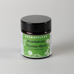 AROMAPFLEGE BRUSTBALSAM THYMIAN-MYRTE