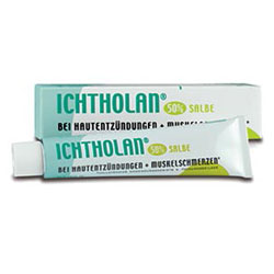 Ichtholan Salbe 50%-40 g