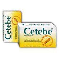 Cetebe Retard Kapsel 500mg-30 Stück
