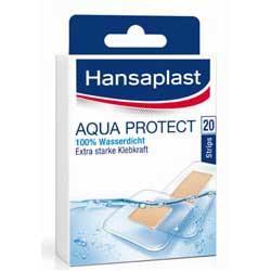Hansaplast Aqua Protect 20 Stk.