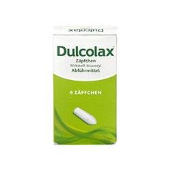 Dulcolax Suppositorien -6 Stück