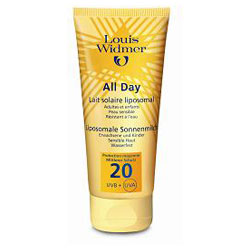 Widmer All Day Sonnencreme 20 100ml m.p.
