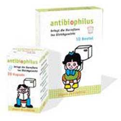Antibiophilus Kapseln-20 Stück
