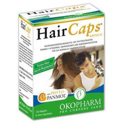 Hair Caps Kapseln 120 St