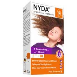 Nyda® gegen Läuse und Nißen