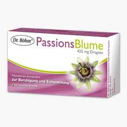Dr.Böhm Paßionsblume 425mg Dragees -60 Stück