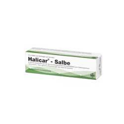 Halicar Salbe-25 g
