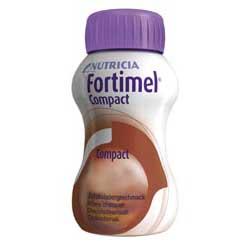 Fortimel Compact 4x125ml-Schokolade