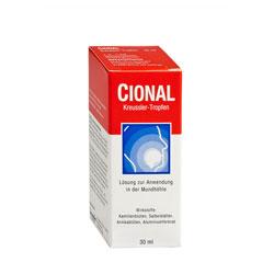 Cional Konzentrat-30 ml