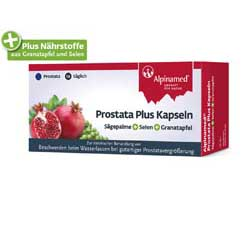 Alpinamed Prostata Plus Kapseln 30 Stk.