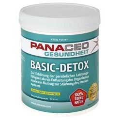 PANACEO                       PULVER                      BASIC DETOX LEMONGRAS