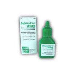Betaisodona Lösung standardisiert-100 ml