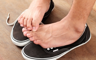 Fußpilz - Ansteckung und Vorbeugung