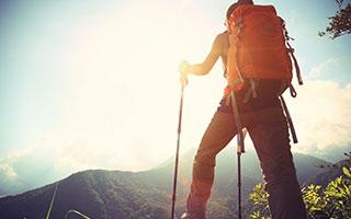 Wandern ist wunderbar - mit der richtigen Ausrüstung