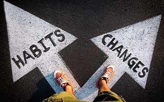 Die Macht der Gewohnheit kann das Leben verlängern