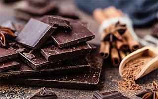 Dunkle Schokolade ist im richtigen Maß sogar gesund