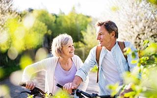 Gemischtes Doppel gegen Knochenschwund: Bewegung und Vitamin D
