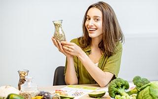 Hanfsamen - lecker und gesund