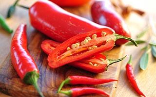 Wer mit Chili würzt, tut was für seine Gesundheit