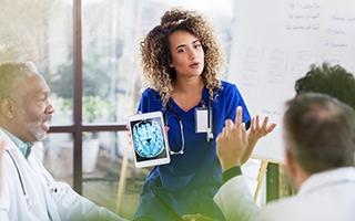 Digital ist voll normal – auch in der Medizin