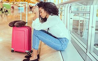 Reisekrankheit - was tun?