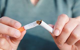 Nichtraucher sind glücklicher