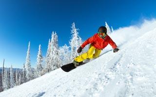 Gesunde Gründe für Wintersport