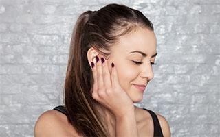 Pfeifen im Ohr