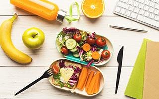Arbeitsstress und gesunde Ernährung – eines schließt das andere nicht aus