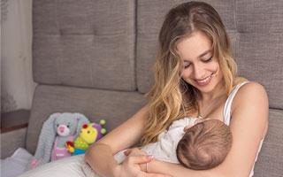 Durch das Stillen senken Mütter ihr Diabetes-Risiko