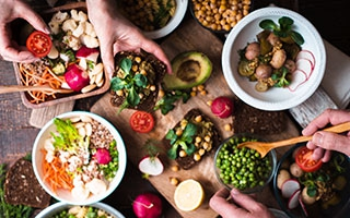 Vegan leben - welche Pflanzen sind besonders wichtig?