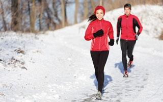 Sportlich bleiben bei sinkenden Temperaturen